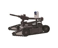 智能小型排爆机器人